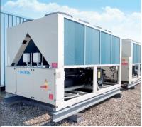 Luftgekühlte Kaltwassersätze